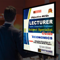 Dogar Lecturer Asst./ Associate Professor Subject Specialist Guide – Economics