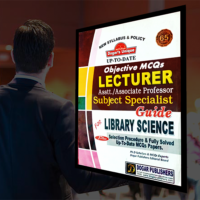 Dogar Lecturer Asst./ Associate Professor Subject Specialist Guide – Library Science