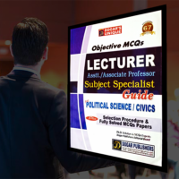 Dogar Lecturer Asst./ Associate Professor Subject Specialist Guide – Political Science Civics