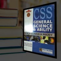 CSS General Science and Ability
