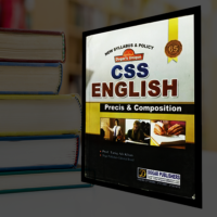 CSS English Precis and Compostion