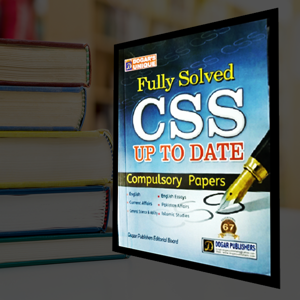 CSS Solved Papers Up to Date