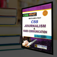 CSS Journalism and Mass Communication by Dogar Publishers