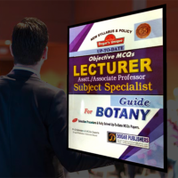 Dogar Lecturer Asst./ Associate Professor Subject Specialist Guide – Botany