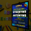 Synonyms and Antonyms by Dogar Publishers