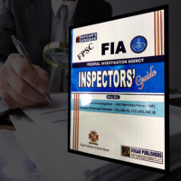 Inspectors Guide FIA by Dogar Publishers