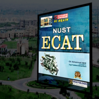 NUST ECAT Guide 2019 by Dogar Publishers