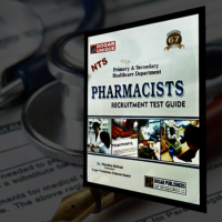 Dogar NTS Pharmacist Guide
