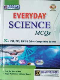 dogar's unique everyday science mcqs