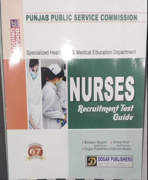 Nursing Recruitment Test Guide